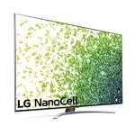 TV LED 75'' LG NanoCell 75NANO886PB 4K UHD HDR Smart TV Plata