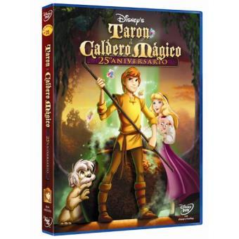 Tarón y el caldero mágico (Ed. 25º aniversario) - DVD