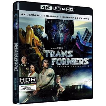 Transformers: El último caballero - UHD + Blu-Ray