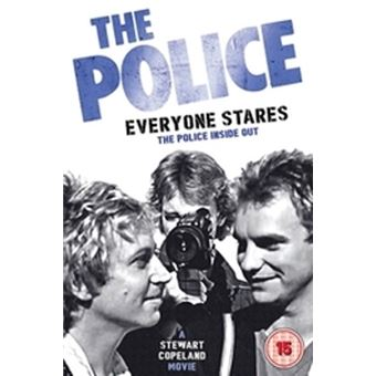 Everyone Stares - The Police Inside Out - DVD