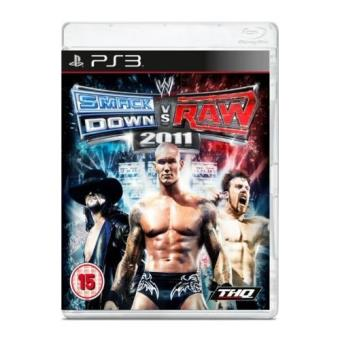 WWE: Smackdown VS RAW 2011 PS3