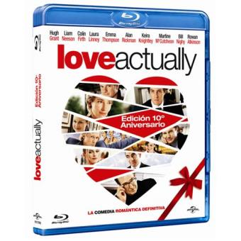 Love Actually -  Ed 10º aniversario - Blu-Ray