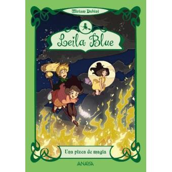 Leila Blue 5: Una pizca de magia