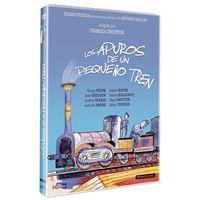 Los apuros de un pequeño tren - DVD
