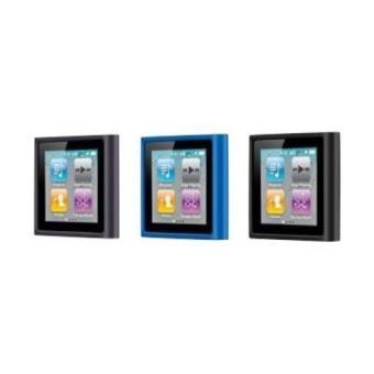 Belkin Grip Vue Pack de 3 Fundas para iPod Nano 6G