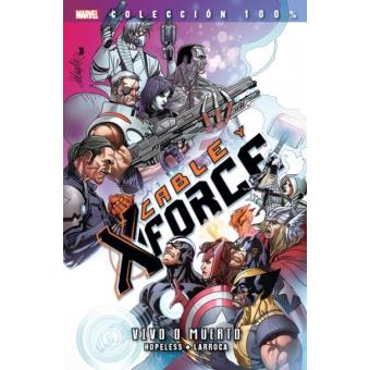 100% Marvel. Cable y X-Force 2