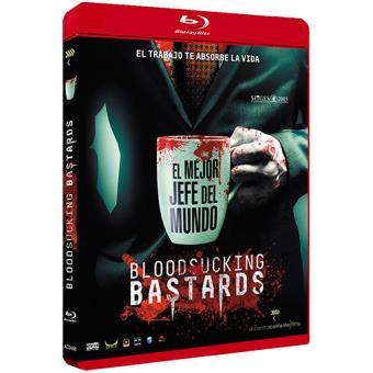 Bloodsucking Bastards - Blu-Ray