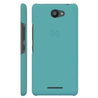 Funda Bq Candy azul para Aquarius U