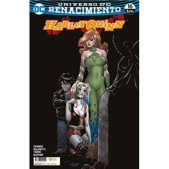 Harley Quinn núm. 24/ 16 (Renacimiento) Grapa