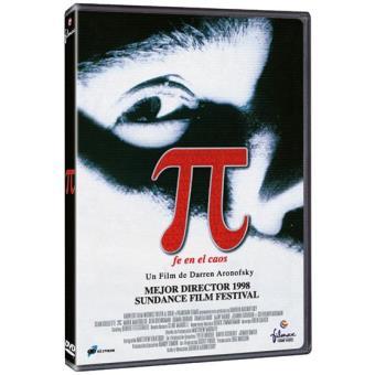 Pi (fe en el caos) - DVD