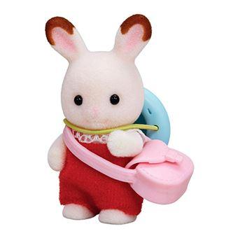 Bebé Conejo Chocolate Sylvanian Families Epoch