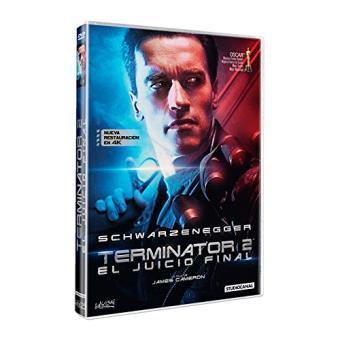Terminator 2: El juicio final - DVD