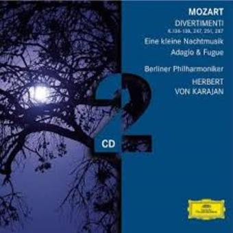 Mozart. Divertimenti (2 CD)