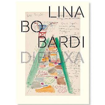 Lina Bo Bardi dibuixa