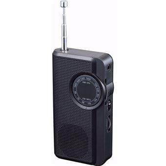 Radio Dcybel PR-20 Negro