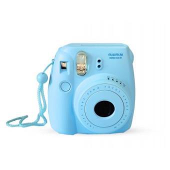 Cámara Instantánea Fujifilm Instax Mini 8 Azul