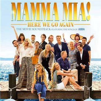 Mamma mia! Here we go again B.S.O.