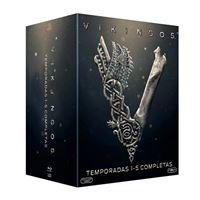 Vikingos - Temporada 1-5 - Blu-Ray