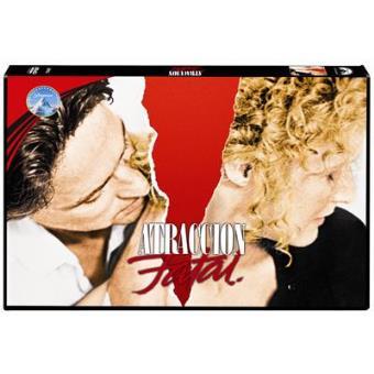 Atracción fatal - DVD Ed Horizontal