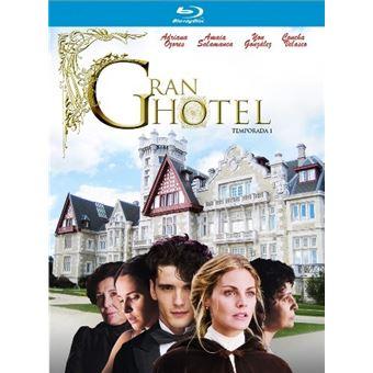Gran Hotel  Temporada 1 - Blu-Ray