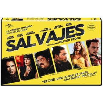 Salvajes - DVD Ed Horizontal