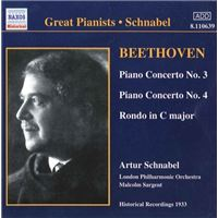 Piano concertos no.3&4