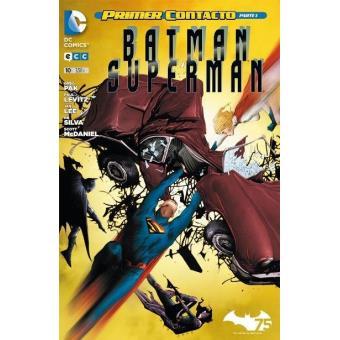 Batman / Superman 10. Primer Contacto 1 (Grapa)