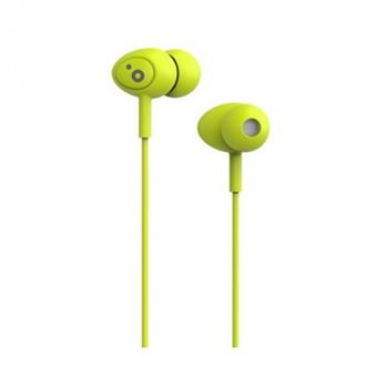 Auriculares Sunstech Pops  Verde