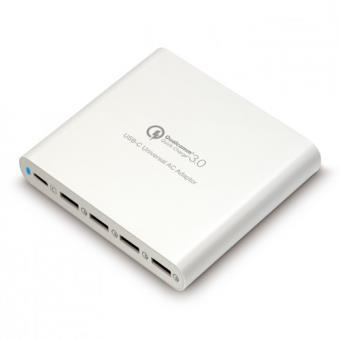 Cargador universal Hyper Juice 80W 4 en 1 USB-C