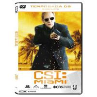 C.S.I Miami - Temporada 9 - DVD