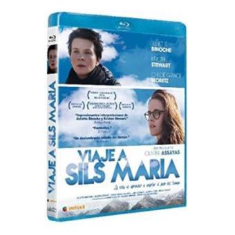 Viaje a Sils María - Blu-Ray