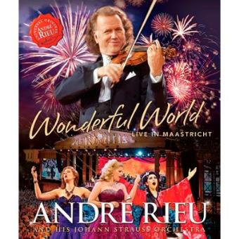 Wonderful World: Live In Maastricht (Formato Blu-ray)