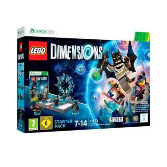 Lego Dimensions Pack De Inicio Xbox 360 Para Los Mejores