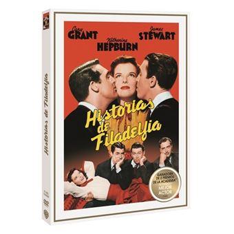 Historias de Filadelfia - Colección Oscars - DVD