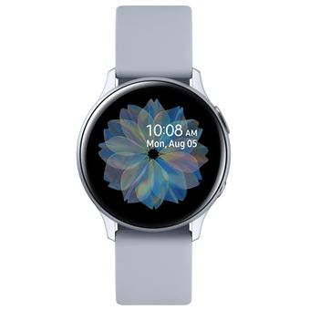 Smartwatch Samsung Galaxy Watch Active 2 40mm Aluminio Plata