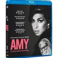 Amy - La chica detrás del nombre - Blu-Ray