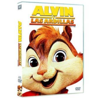 Alvin y las ardillas - DVD