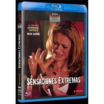 Masters Of Horror: Sensaciones extremas - Blu-Ray