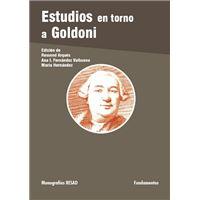 Estudios en torno a Goldoni