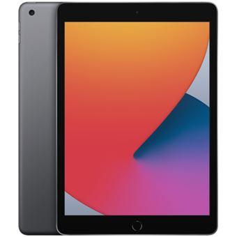 Apple iPad 8ª generación 10,2'' 128GB Wi-Fi Gris espacial