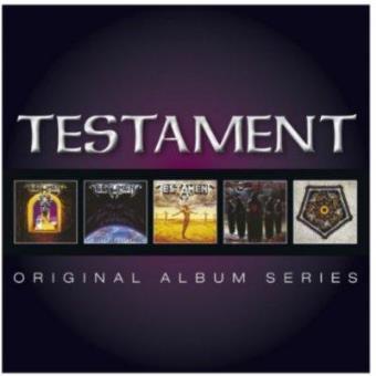 Original Album Series: Testament