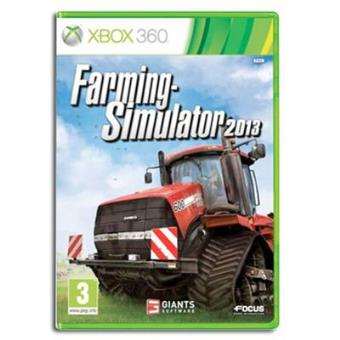 Farming Simulator 2013 Xbox 360