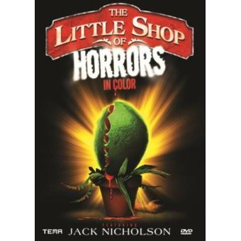 La tienda de los horrores (Ed. coleccionista en color) - DVD