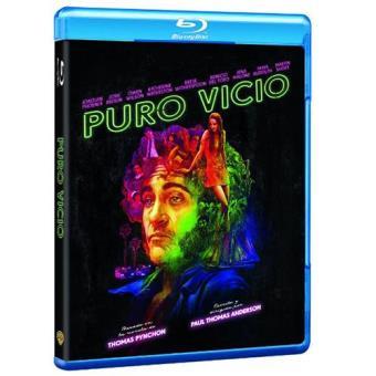 Puro Vicio - Blu-Ray