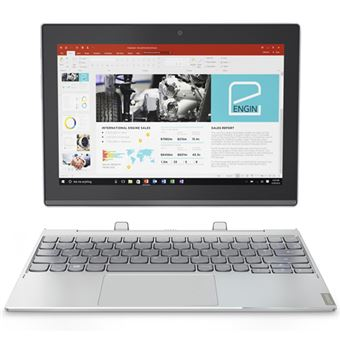 Tablet Lenovo ideapad D330-10IGM 10,1'' 4G Gris