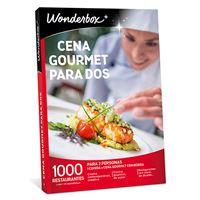 Caja Regalo Wonderbox - Cena gourmet