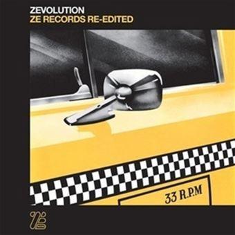 Zevolution Ze Records Re Edited
