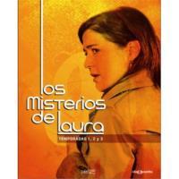 Los misterios de Laura  Temporadas 1 a 3 - DVD