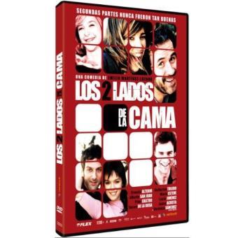 Los dos lados de la cama - DVD