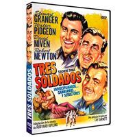Tres soldados (1951) - DVD